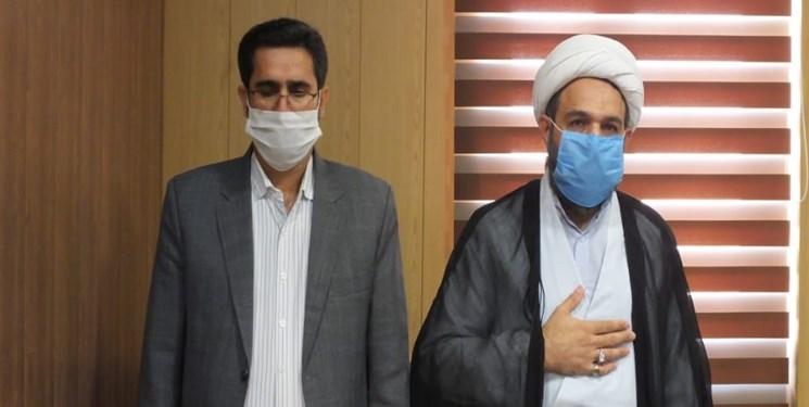 رئیس دادگستری گچساران تکریم شد+ تصاویر
