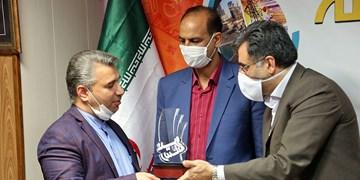 درخشش خبرنگار فارس در جشنواره رسانه و نیرو