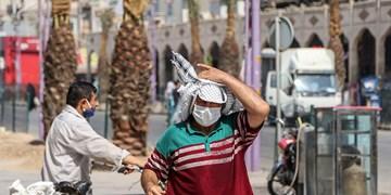 افزایش متناوب رطوبت در خوزستان