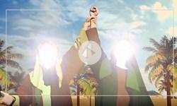فیلم| جشنهای «غدیر» در بندرعباس