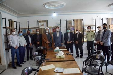 خداقوت گویی مدیران استان به مناسبت روز خبرنگار در فارس خراسان شمالی