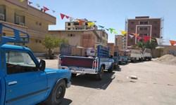 اهدای ۱۱۰ کمک جهیزیه به نوعروسان محروم البرزی
