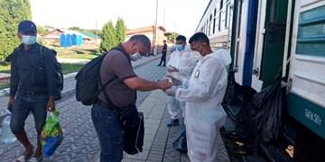 بازگشت 2 هزار  شهروند ازبکستان از روسیه