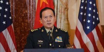 وزیر دفاع چین به همتای آمریکایی خود درخصوص افزایش تنشها هشدار داد