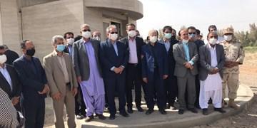 بازدید اعضای کمیسیون عمران مجلس شورای اسلامی از منطقه سیستان