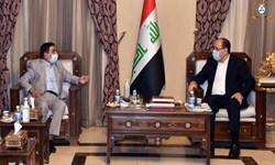 نوری المالکی بر ضرورت ارتقای سطح آمادگی نظامی نیروهای مسلح عراق تاکید کرد