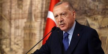 واکنش دوباره اردوغان به تنشها در شرق دریای مدیترانه