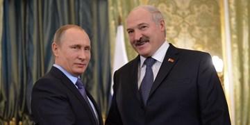 گفتوگوی پوتین و همتای بلاروسی درباره وضعیت 33 روس بازداشتی
