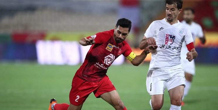 هفته بیست و هشتم لیگ برتر  اولین شکست گل محمدی در شب جشن قهرمانی/ فرار بزرگ ذوب آهن از سقوط