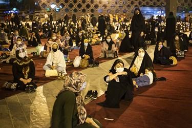 جشن عید غدیر در میدان امام حسین تهران