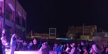 اهدای جهیزیه به ۱۴زوج دهدشتی در عید غدیر