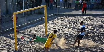 لیگ برتر فوتبال ساحلی|4 تیم صعود کننده به مرحله نیمه نهایی مشخص شدند