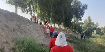 همایش تپهنوردی با عنوان «آمادهباش» در دهدشت برگزار شد