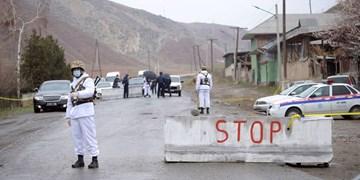 برداشته شدن 12 پست قرنطینه در پایتخت قرقیزستان
