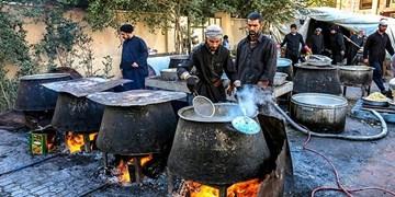 احسان «غدیر» در رودان/ پخت ۲۵ هزار پرس «نذری» در روز عید