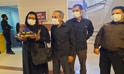 جشن تولد جوان رفسنجانی در روز اهدای اعضایش به ۳ بیمار نیازمند