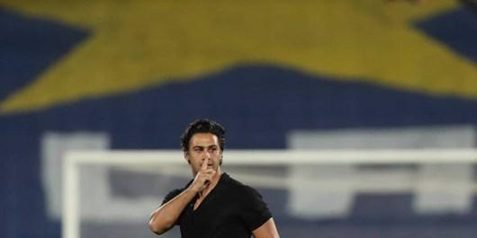 سرمربی استقلال با بازیکنان خداحافظی کرد؟/ مجیدی: مسئولیت همه چیز با من است