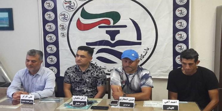 اشجاری: هیأت فوتبال گیلان از شهرداری آستارا هیچ حمایتی نکرده است