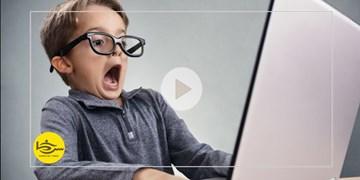 سرخط فارس| کنترل کودک در فضای مجازی