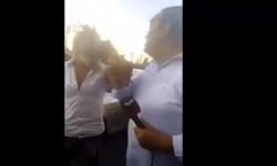 اعتراض شهروند لبنانی به گزارشگر شبکه سعودی: لبنان جایی برای توطئهگران نیست