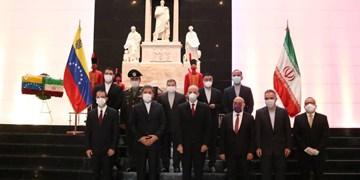 جشن هفتاد سالگی روابط ایران و ونزوئلا در کاراکاس