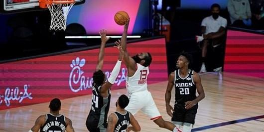 لیگ بسکتبال NBA  پیروزی بروکلین با درخشش هاردن