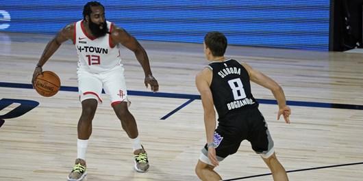 صعود دوباره هاردن در ردهبندی برترین پرتابهای سه امتیازی NBA +عکس