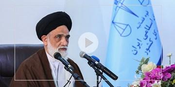 رئیس دیوان عالی کشور: اگر کسی به ناحق بازداشت شود مقابل خداوند مسؤولیم