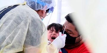 کرونا | ابتلای حدود 100 هزار کودک در آمریکا تنها در دو هفته