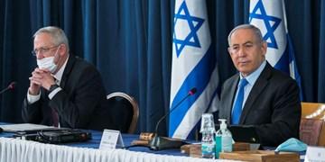 احتمال فرار تلآویو از چهارمین انتخابات؛ نتانیاهو و گانتز درباره تعویق طرح بودجه توافق کردند