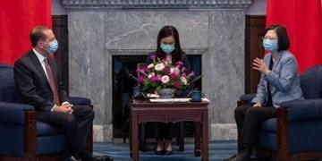 همزمان با سفر مقام آمریکایی  ادعای تایوان: چین حریم هوایی ما را نقض کرد