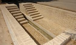 اجرای مرحله به مرحله طرح ساماندهی عرصه جهانی قنات ابراهیمآباد
