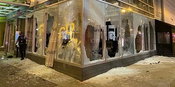 نا آرامی در شیکاگو درپی شلیک پلیس به یک شهروند آمریکایی