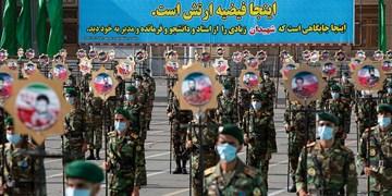 امیر شیخ: دانشگاه افسری امام علی(ع) الگوی سایر دانشگاههای نیروهای مسلح است