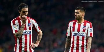 مشکل سیمئونه پیش از بازی مقابل لایپزیگ؛ 2  بازیکن کرونایی اتلتیکو مشخص شد