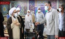 نیمه روزی که کارگران در مسجد شگفتزده شدند