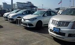 تعیین تکلیف 76 خودروی لوکس توقیف شده در گمرک نوشهر