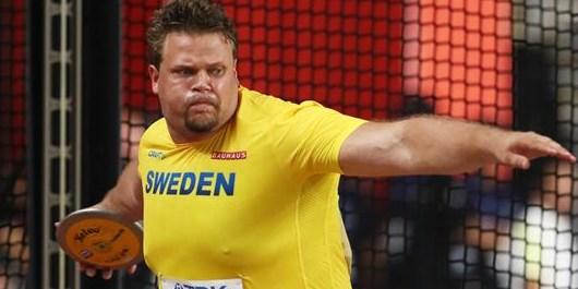 قهرمانی و نایبقهرمانی سوئدیها در پرتاب دیسک لیگ الماس/ رقیبان حدادی در بالاترین سطح