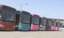اضافه شدن 50 دستگاه اتوبوس جدید به ناوگان حمل و نقل شهری اهواز