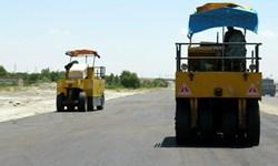 اجرای طرح ملی بهسازی و ارتقای کیفی روکش آسفالت در محورهای استان زنجان