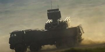 ارتش سوریه یک پهپاد را در غرب این کشور سرنگون کرد