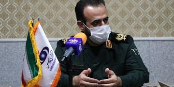 فیلم| بازدید سردار دامغانی از  دفتر خبرگزاری فارس استان سمنان