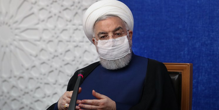 روحانی: موج دوم کرونا وسیعتر، سنگینتر و مهاجمتر شد