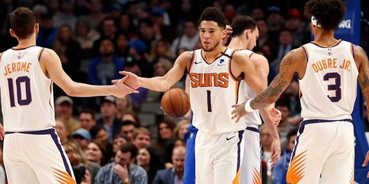 لیگ بسکتبال NBA| رکورد نباختن فنکیس سانز در اورلاندو