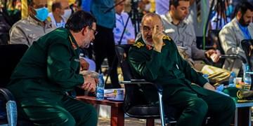 فیلم| کمکهای مؤمنانه «سپاه» با حضور سردار سلامی راهی «بشاگرد» شد