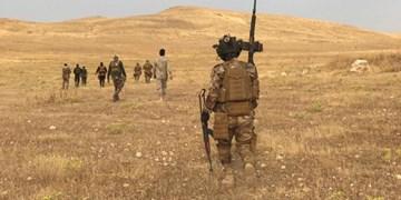 عملیات مشترک ارتش و الحشد الشعبی عراق علیه داعش