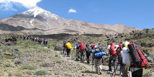 نامه فدراسیون کوهنوردی به فرماندار آمل برای جلوگیری از صعود به دماوند