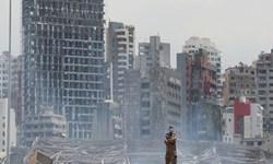 افزایش کشتههای انفجار در بندر بیروت به ۱۹۰ نفر