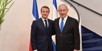 اتهامزنی نتانیاهو علیه حزبالله در گفتوگو با ماکرون