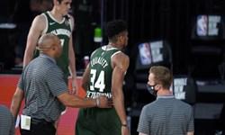 محرومیت یکجلسه ای ستاره NBA به خاطر برخورد فیزیکی